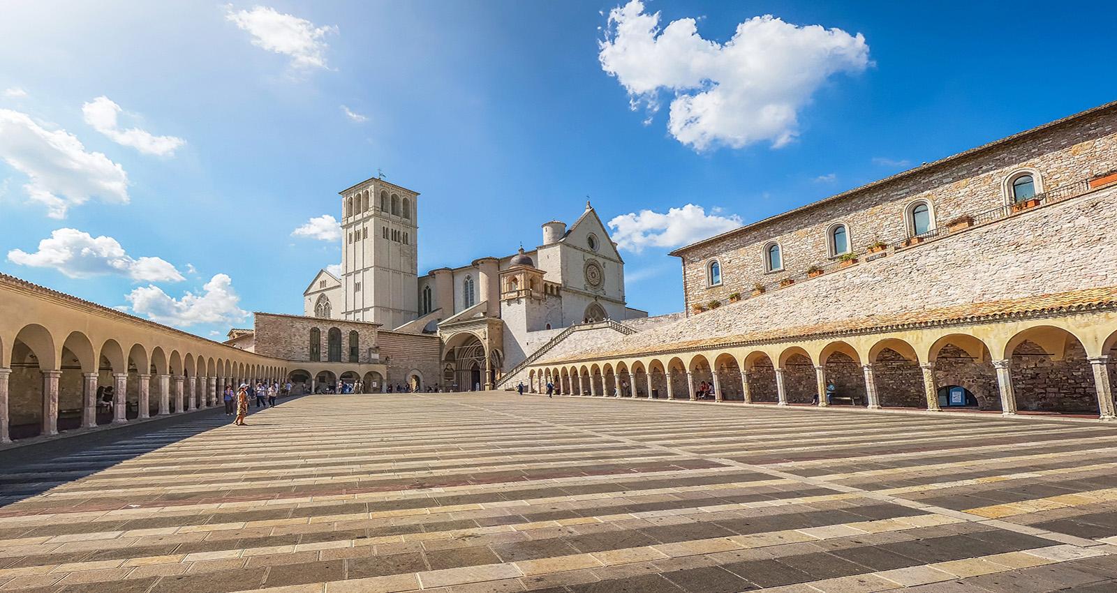 Assisi e l' Umbria