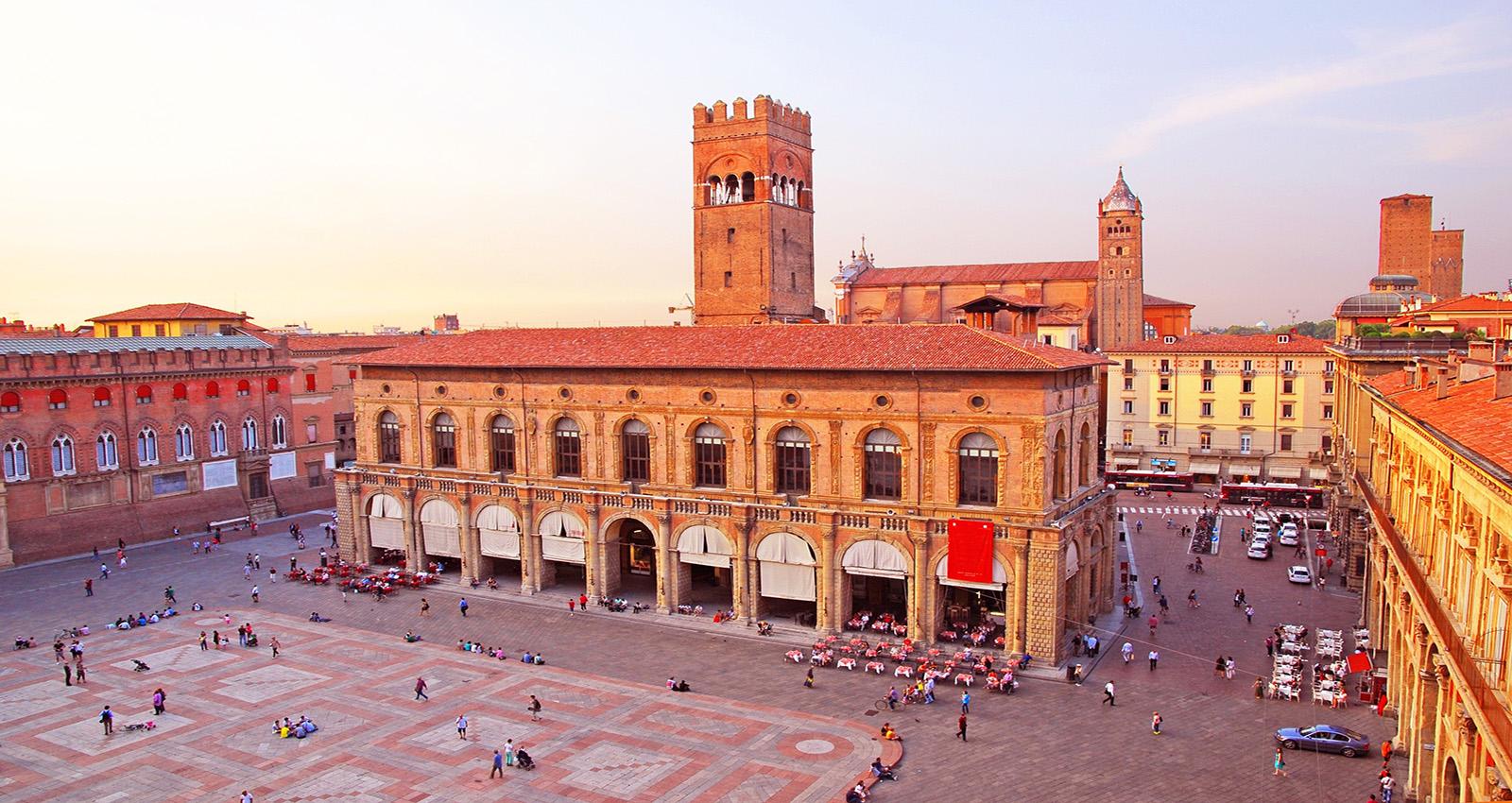 Bologna e l'Emilia Romagna